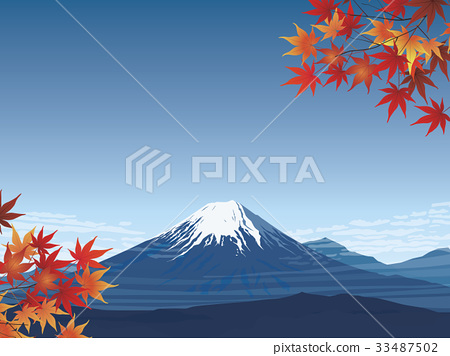 富士和秋叶 33487502