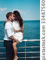 浪漫 碼頭 海 33487560