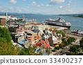 Quebec City - Lower town 33490237