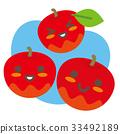 apple, fruit, fruits 33492189