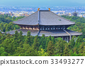 Todaiji Temple Buddha statue and Kofuku-ji Temple 33493277