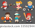 Team sports for kids 33502944
