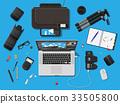 laptop, mouse, lens 33505800