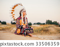 indian, american, woman 33506359