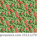 berries pattern 33521270