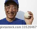 รูปภาพเบสบอลหญ้าอาวุโส 33526467