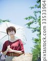 เดินทางหญิง Kamakura เดินรถสั้นเดินคนเดียว 33533964