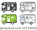 露營者 露營車 車 33534648