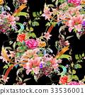 花 样式 模式 33536001