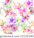 花 样式 模式 33536380