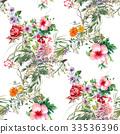 花 样式 模式 33536396