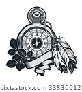 old pocket watch 33536612