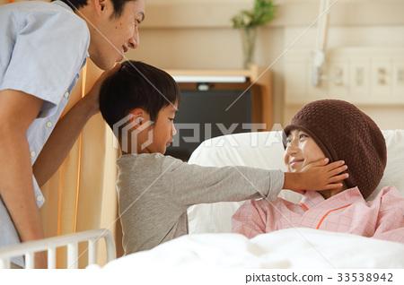입원 환자 가족 33538942