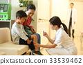 นักเรียนประถม,ผู้ป่วย,คนไข้ 33539462