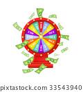 vector, casino, fortune 33543940