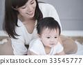 어머니, 아기, 어린 33545777