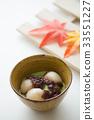 가을의 일본식 디저트 33551227
