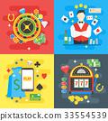 casino, game, symbol 33554539