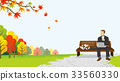 秋天 秋 枫树 33560330