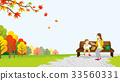 秋天 秋 野餐 33560331