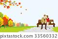 秋天 秋 楓樹 33560332