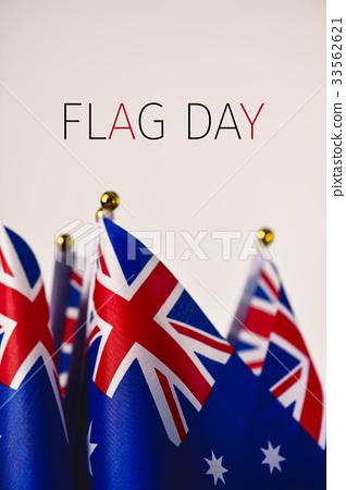 flag day of Australia 33562621