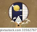 moon window, a full moon, full moon 33562767