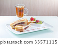 toast, food, sandwich 33571115