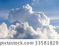 Thunderhead, cumulonimbus, thundercloud 33581829