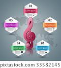 clef treble icon 33582145