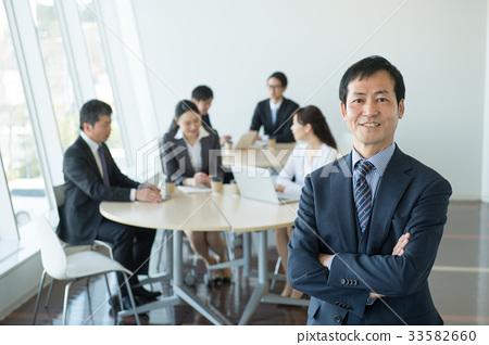 商務人士會議圖像 33582660
