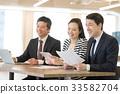 ภาพการประชุมธุรกิจระดับโลก 33582704