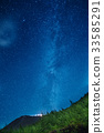 star, starry, sky 33585291