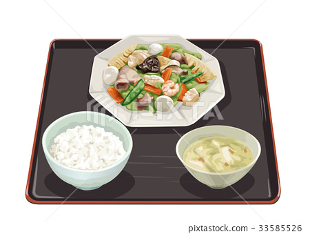 套餐 当日特惠 炒杂烩菜 33585526