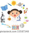 科學 實驗 兒童 33587348