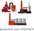 building, industrial, factory 33587920