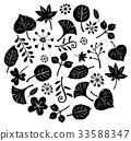 잎, 이파리, 잎사귀 33588347