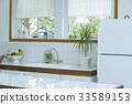 室內裝飾 室內設計 廚房 33589153