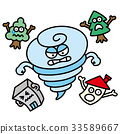 hurricane, natural disaster, typhoon 33589667