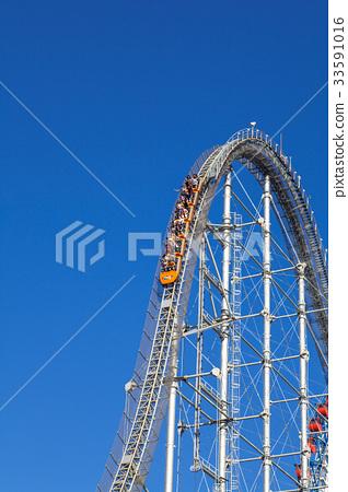 roller coaster 33591016