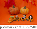 halloween, pumpkin, ghost 33592500