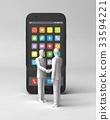 smart phone smartphone 33594221