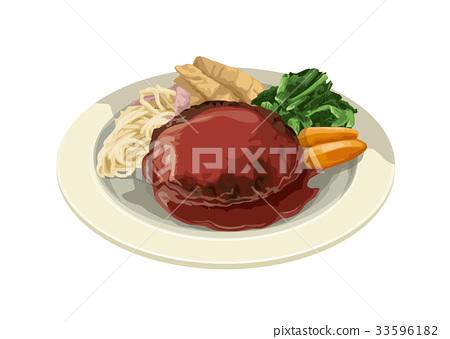 食物 美食 食品 33596182