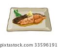 海鮮 水煮魚 水煮魚或蔬菜 33596191