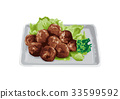 中式料理 中餐 中式點心 33599592