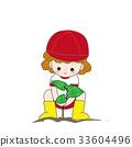 土豆種地 幼兒園兒童 小朋友 33604496