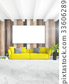 yellow, interior, room 33606289
