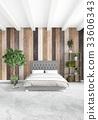 interior bedroom illustration 33606343