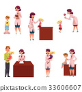 doctor pediatrician kid 33606607