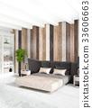 interior bedroom room 33606663